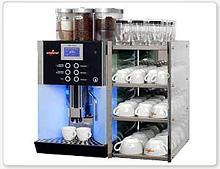 Schaerer Coffe factory