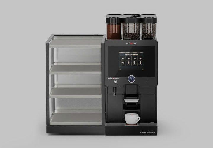 kávovary Schaerer